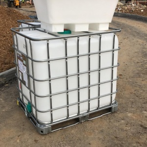 IBC Water Containers hire