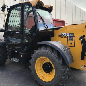 JCB 535-95 Telehandler hire Swindon
