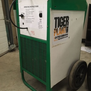 portable dehumidifiers for hire