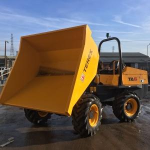 6 Ton Dumper Hire | Tiger Plant | Swindon, Wiltshire | Tiger