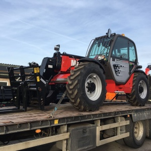Manitou MT932 Telehandler Hire Swindon