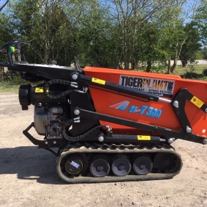 T.C.P HT500 Tracked Dumper Hire Swindon