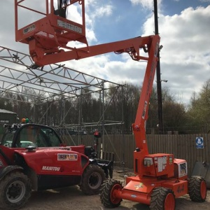 Boom Lift For Hire Swindon