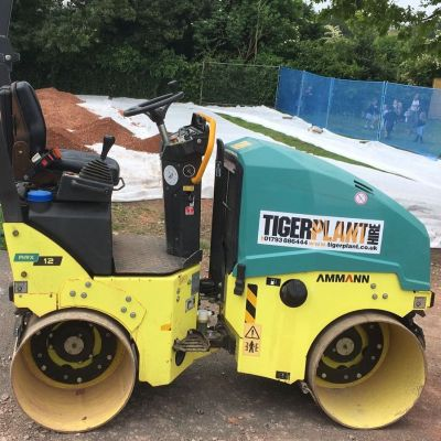 Tiger Plant Roller Hire