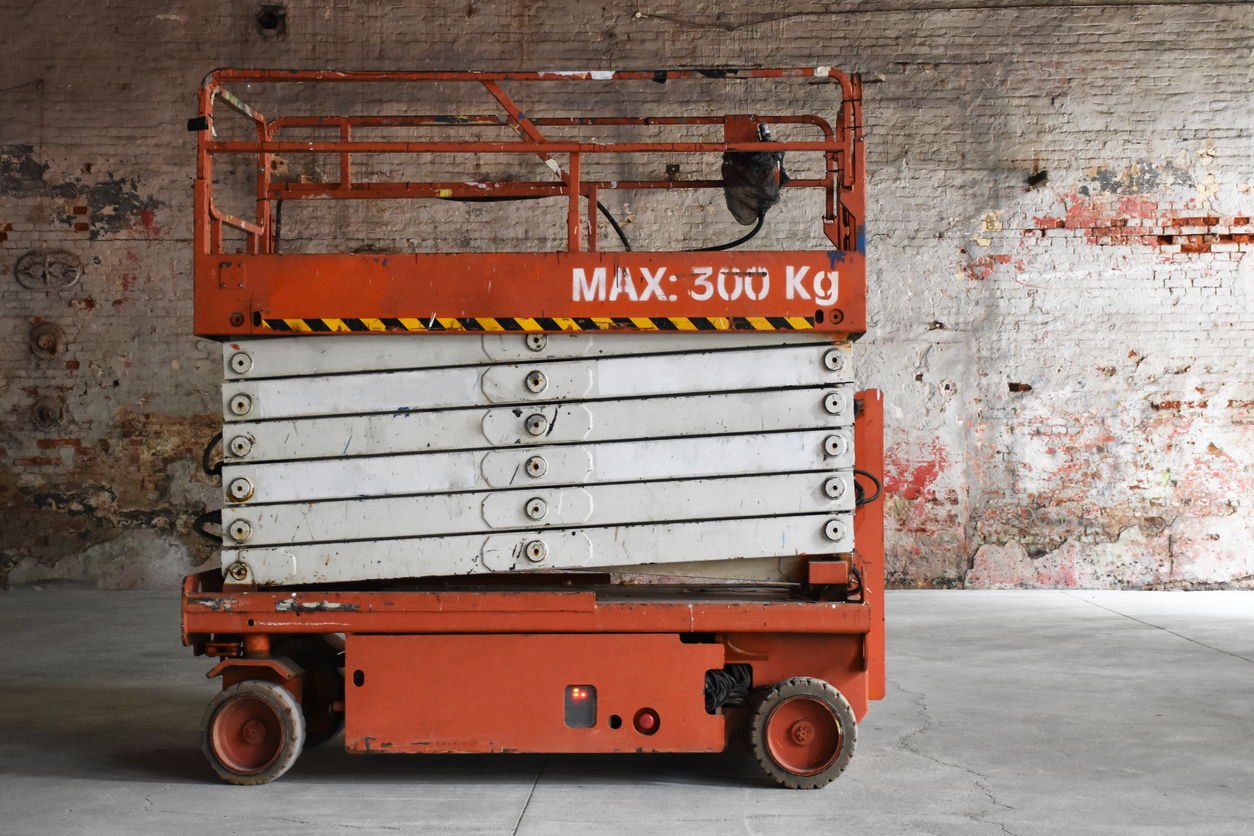 Scissor lifts - what can they be used for